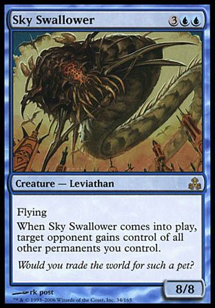 Sky Swallower, Guildpact