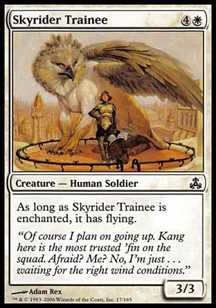 Skyrider Trainee, Guildpact