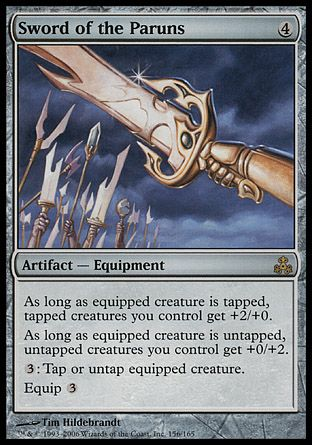 Sword of the Paruns, Guildpact