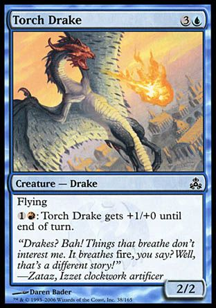 Torch Drake, Guildpact