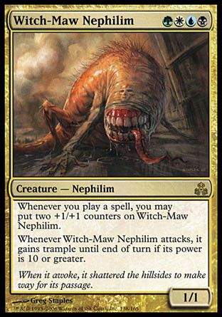 Witch-Maw Nephilim, Guildpact
