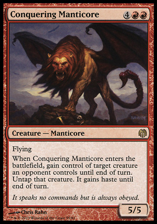 Conquering Manticore, Heroes vs Monsters