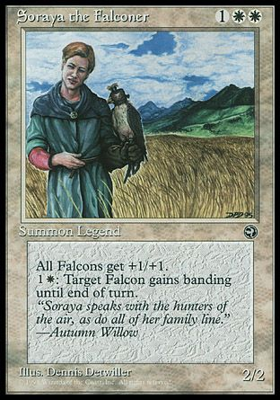 Soraya the Falconer, Homelands