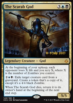 The Scarab God, Hour of Devastation Promos