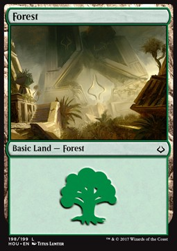 Forest, Hour of Devastation