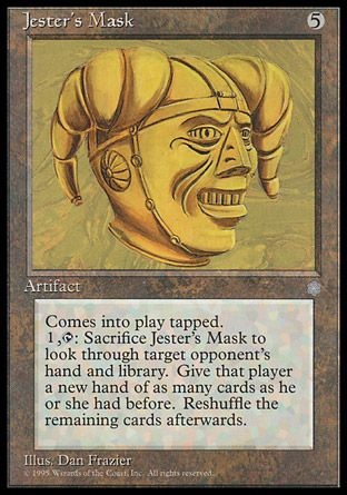 Jester's Mask, Ice Age