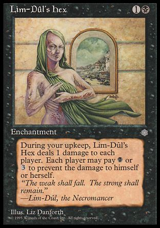 Lim-Dul's Hex, Ice Age