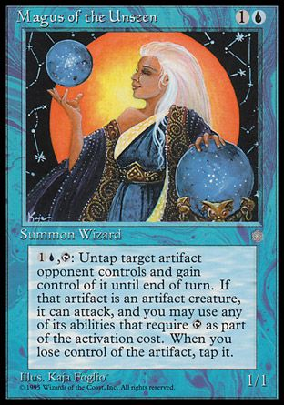 Magus of the Unseen, Ice Age