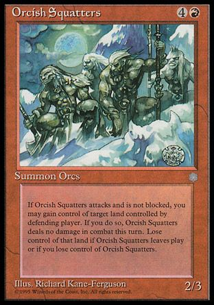 Orcish Squatters, Ice Age