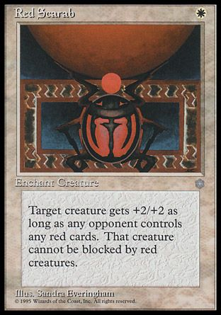 Red Scarab, Ice Age