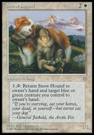 Snow Hound, Ice Age