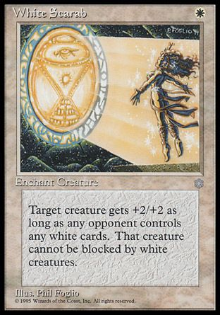 White Scarab, Ice Age