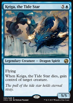 Keiga, the Tide Star, Iconic Masters