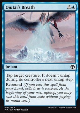 Ojutai's Breath, Iconic Masters
