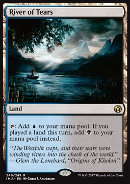 River of Tears, Iconic Masters