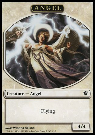 Angel token, Innistrad