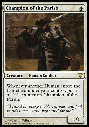 Champion of the Parish, Innistrad