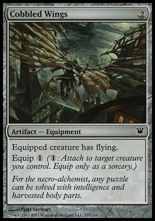 Cobbled Wings, Innistrad