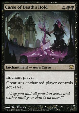 Curse of Death's Hold, Innistrad