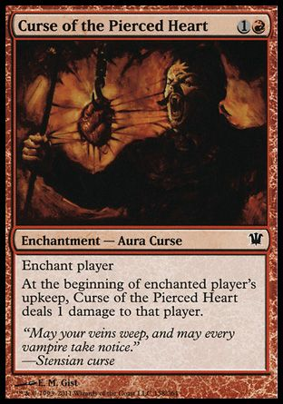 Curse of the Pierced Heart, Innistrad