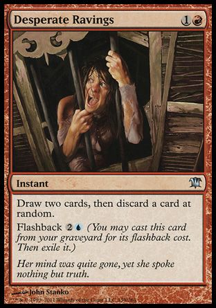 Desperate Ravings, Innistrad