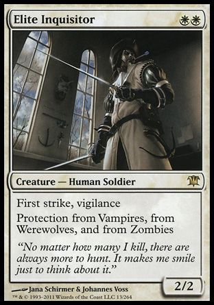 Elite Inquisitor, Innistrad
