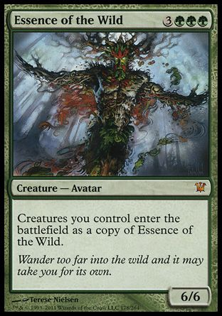 Essence of the Wild, Innistrad