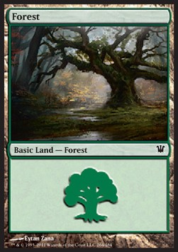 Forest, Innistrad
