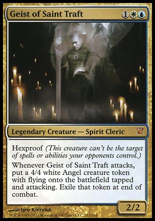 Geist of Saint Traft, Innistrad