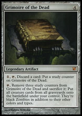 Grimoire of the Dead, Innistrad