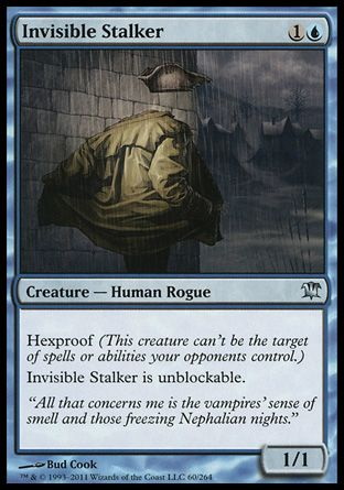 Invisible Stalker, Innistrad
