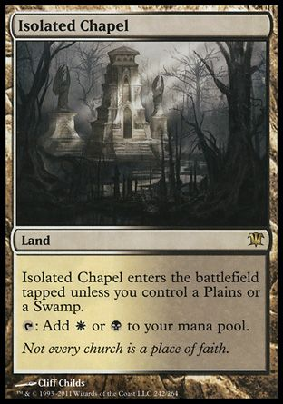 Isolated Chapel, Innistrad