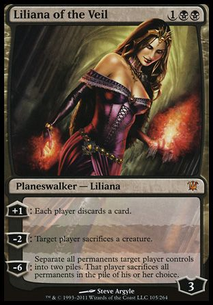 Liliana of the Veil, Innistrad