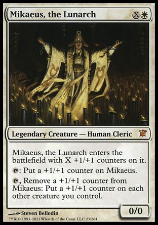 Mikaeus, the Lunarch, Innistrad