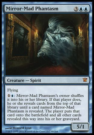 Mirror-Mad Phantasm