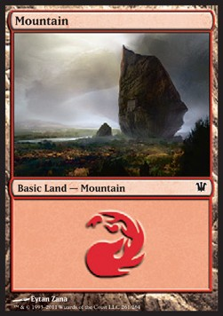 Mountain, Innistrad