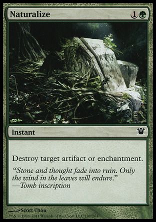 Naturalize, Innistrad