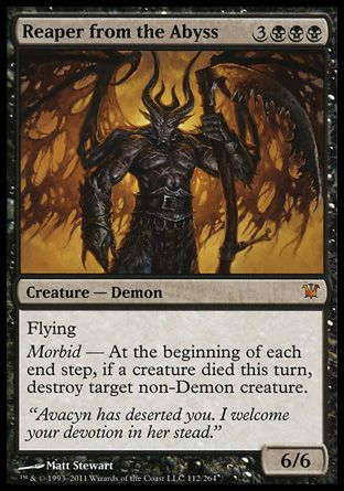 Reaper from the Abyss, Innistrad