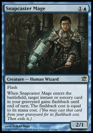 Snapcaster Mage, Innistrad