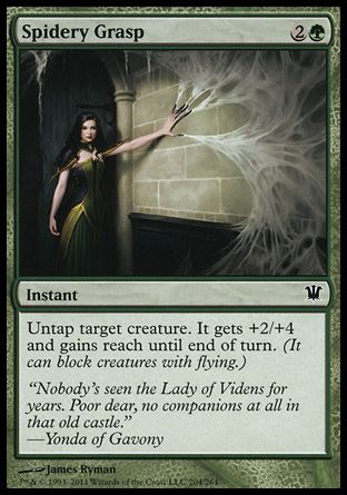 Spidery Grasp, Innistrad