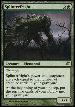 Splinterfright, Innistrad
