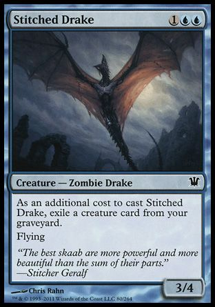Stitched Drake, Innistrad