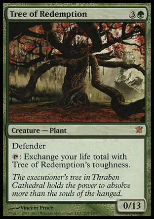 Tree of Redemption, Innistrad