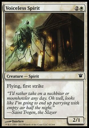 Voiceless Spirit, Innistrad