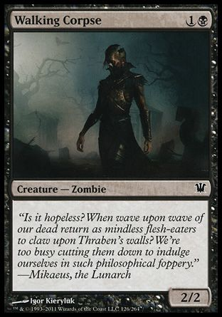 Walking Corpse, Innistrad