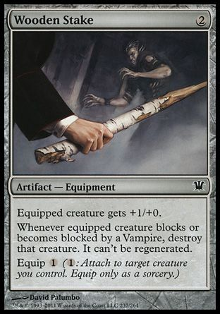 Wooden Stake, Innistrad