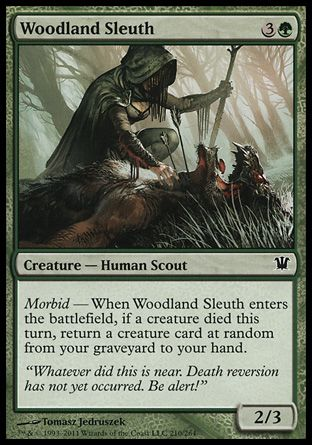 Woodland Sleuth, Innistrad
