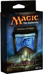 Magic2010: Presence Of Mind, Intro Packs