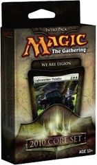 Magic2010: We Are Legion, Intro Packs