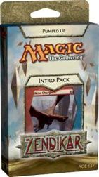 Zendikar: Pumped Up, Intro Packs